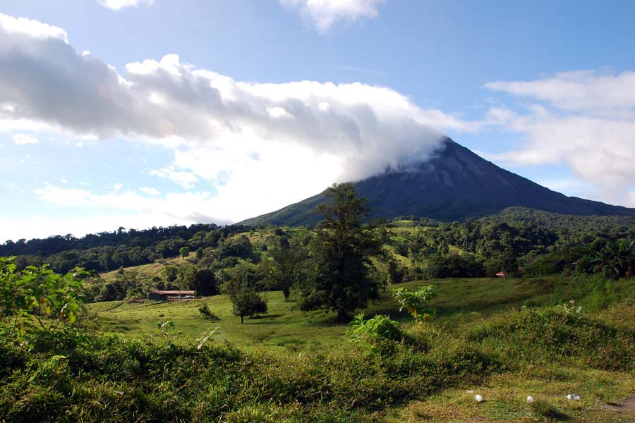 Vulkan Arenal Costa Rica